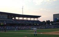 Intern Dillon's Indianapolis Indians Trip 6