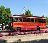 DTA Port Town Trolley