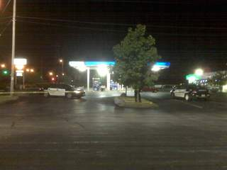 Valley Mobil Mart was robbed by an armed suspect in Appleton on June 1, 2012. (courtesy of FOX 11).