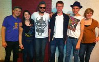 Neon Trees Meet 'n' Greet 5/22/12 7
