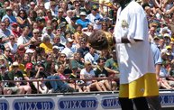 WIXX and The 2012 Donald Driver Charity Softball Game 8