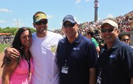 WIXX and The 2012 Donald Driver Charity Softball Game 1
