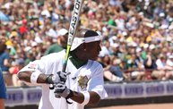 Donald Driver Batting