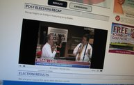 WTAQ Live Video Streaming Coverage :: Historic Recall Election Night 14