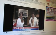 WTAQ Live Video Streaming Coverage :: Historic Recall Election Night 13