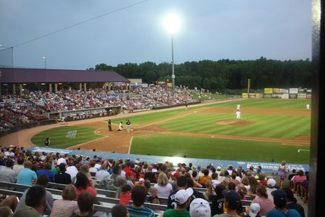 Fox Cities Stadium - Timber Rattlers