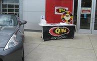Q106 at Dave's Jackson Nissan (5-30-12) 8