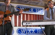 Studio 101 With Eric Hutchinson on the Foxy Lady II on 6/11/12 10