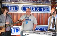 Studio 101 With Eric Hutchinson on the Foxy Lady II on 6/11/12 6