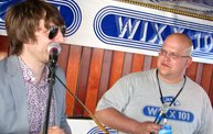 Studio 101 With Eric Hutchinson on the Foxy Lady II on 6/11/12: Cover Image