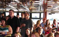 Studio 101 With Eric Hutchinson on the Foxy Lady II on 6/11/12 4