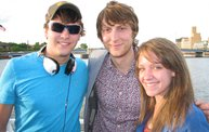 Studio 101 With Eric Hutchinson on the Foxy Lady II on 6/11/12 29