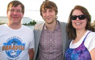 Studio 101 With Eric Hutchinson on the Foxy Lady II on 6/11/12 25