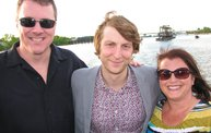 Studio 101 With Eric Hutchinson on the Foxy Lady II on 6/11/12 21