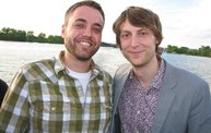 Studio 101 With Eric Hutchinson on the Foxy Lady II on 6/11/12 20