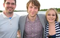 Studio 101 With Eric Hutchinson on the Foxy Lady II on 6/11/12 17