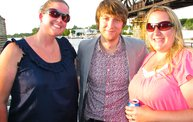 Studio 101 With Eric Hutchinson on the Foxy Lady II on 6/11/12 15