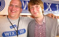 Studio 101 With Eric Hutchinson on the Foxy Lady II on 6/11/12 11
