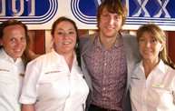 Studio 101 With Eric Hutchinson on the Foxy Lady II on 6/11/12 30