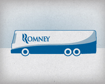 Romney Bus Tour headed to Michigan