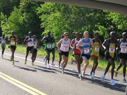 Grandmas Marathon Runners
