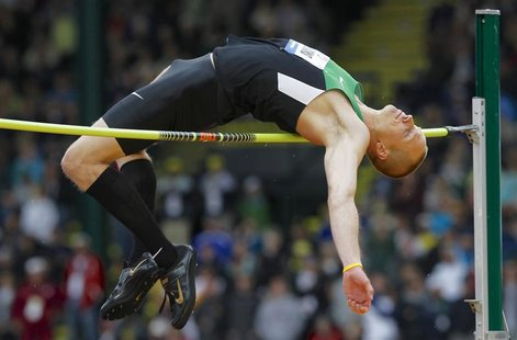 the gallery for gt men high jump olympics