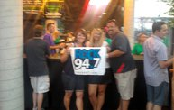 Our logo made it to the Foo Fighters show at SummerFest! 7