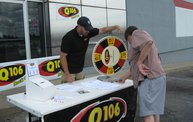 Q106 at ABC Warehouse (6-22-12) 21