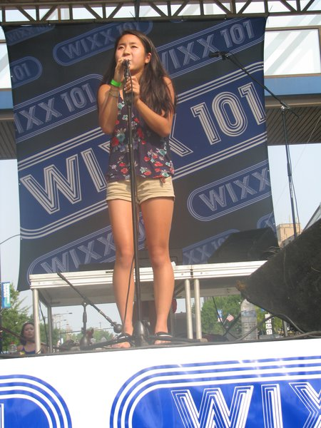 WIXX Factor Contestant :: Michelle Kim