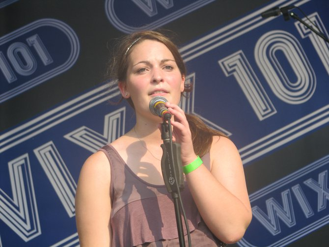 WIXX Factor Contestant :: Meghan Fink