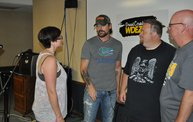 Rick Monroe Acoustic Lunch 4
