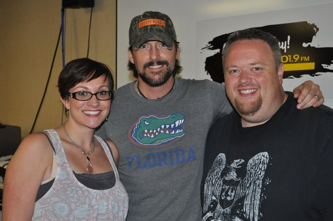 Rick Monroe and Bryan & Nikki