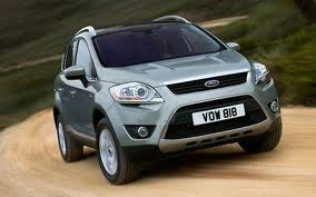 The 2013 Ford Escape (courtesy Ford Motor Company}