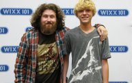 Studio 101 With Casey Abrams on 07/09/12 1