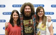 Studio 101 With Casey Abrams on 07/09/12 16