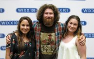 Studio 101 With Casey Abrams on 07/09/12 15