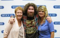 Studio 101 With Casey Abrams on 07/09/12 14
