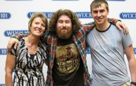 Studio 101 With Casey Abrams on 07/09/12 12