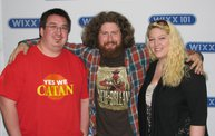 Studio 101 With Casey Abrams on 07/09/12 11