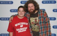 Studio 101 With Casey Abrams on 07/09/12 8