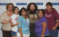 Studio 101 With Casey Abrams on 07/09/12 5