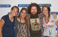 Studio 101 With Casey Abrams on 07/09/12 3