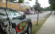 Q106 & Miller Lite at the Mayfair Bar (7-7-12) 16