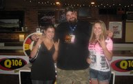 Q106 & Miller Lite at the Mayfair Bar (7-7-12) 9