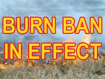 Burn ban graphic (courtesy of emmett.org)