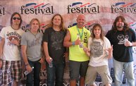 Repost :: Tesla Meet-Greet at Rock USA 6