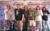Repost :: Tesla Meet-Greet at Rock USA 4