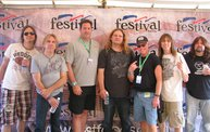 Repost :: Tesla Meet-Greet at Rock USA 1