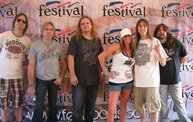 Repost :: Tesla Meet-Greet at Rock USA 12