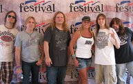 Repost :: Tesla Meet-Greet at Rock USA 11